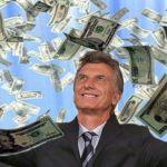 Macri duplicó su cantidad de dólares en efectivo, en solo un año, según su DDJJ