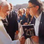 El Papa Francisco recibió el programa de la Multisectorial 21F – Entrevista a Nicolás del Mastro
