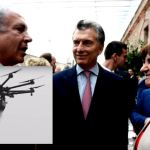 Patricia Bullrich volvería a Israel a comprar drones lanzagases antes de terminar su mandato