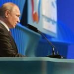 """Putin: """"No hay poder en Bolivia. No hay gobierno vigente. Me recuerda a Libia. El país está al borde del caos"""""""