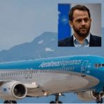 Aerolíneas Argentinas: Denuncian una pérdida de U$S 9,6 millones en la gestión de Cambiemos