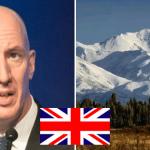 Gran Bretaña avanza con sus intereses mineros en la Argentina