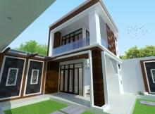 membangun rumah lahan sempit
