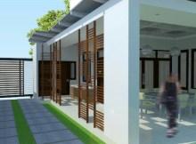 rumah minimalis model kotak