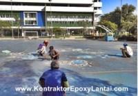 jasa epoxy lantai berpengalaman