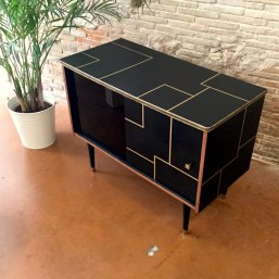 Meuble d'appoint 50's