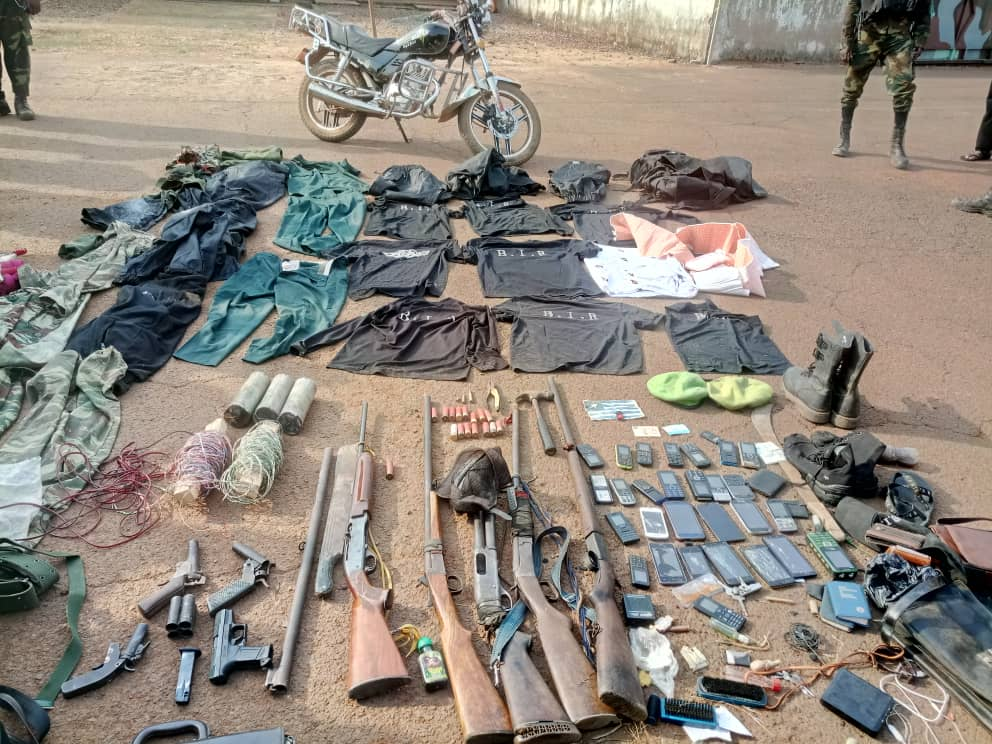 More Amba boys killed today, camp destroyed
