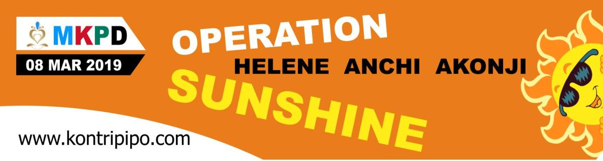 """Operation Sunshine on HELENE ANCHI AKONJI – One of the Criminals of """"Ambazonia"""" 419 SCAM called the Interim Government"""