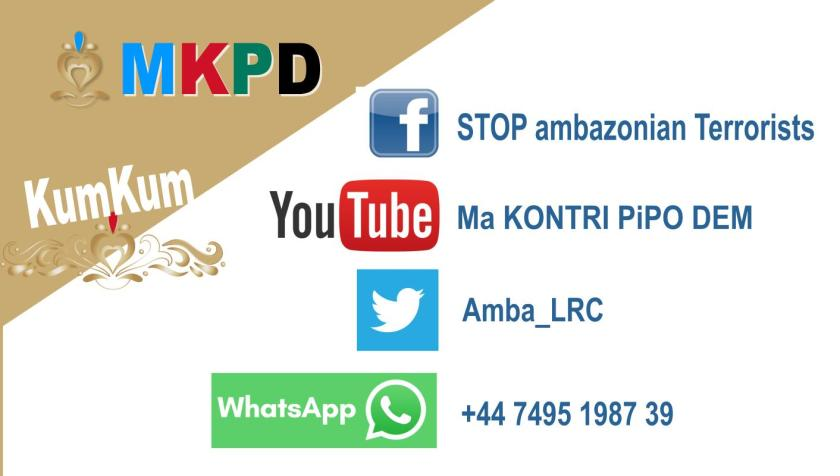 MKPD is everywhere - Please check online before coming to WhatsApp