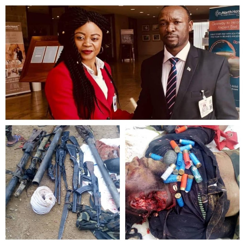 Ayaba Cho - Thieves making money from the blood of AmbaFools