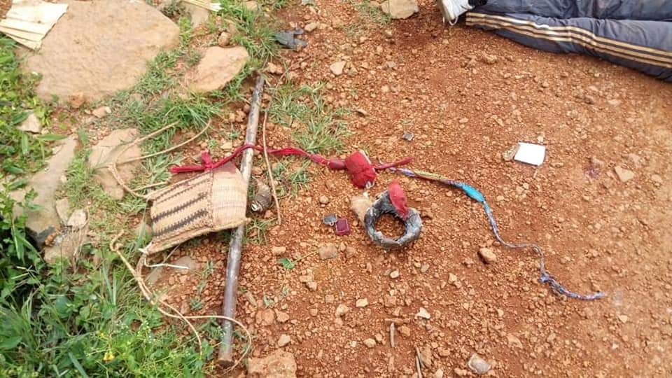 2 amba terrorists killed in Fundong today 17 May 2019