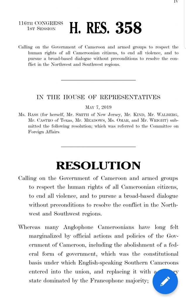 H.Res. 358