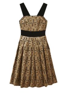 Polyester Dress, Orla Kelly $260