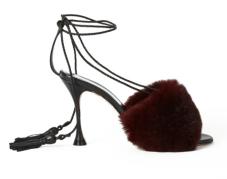 Multicolour Leather Sandals, Liudmila $662
