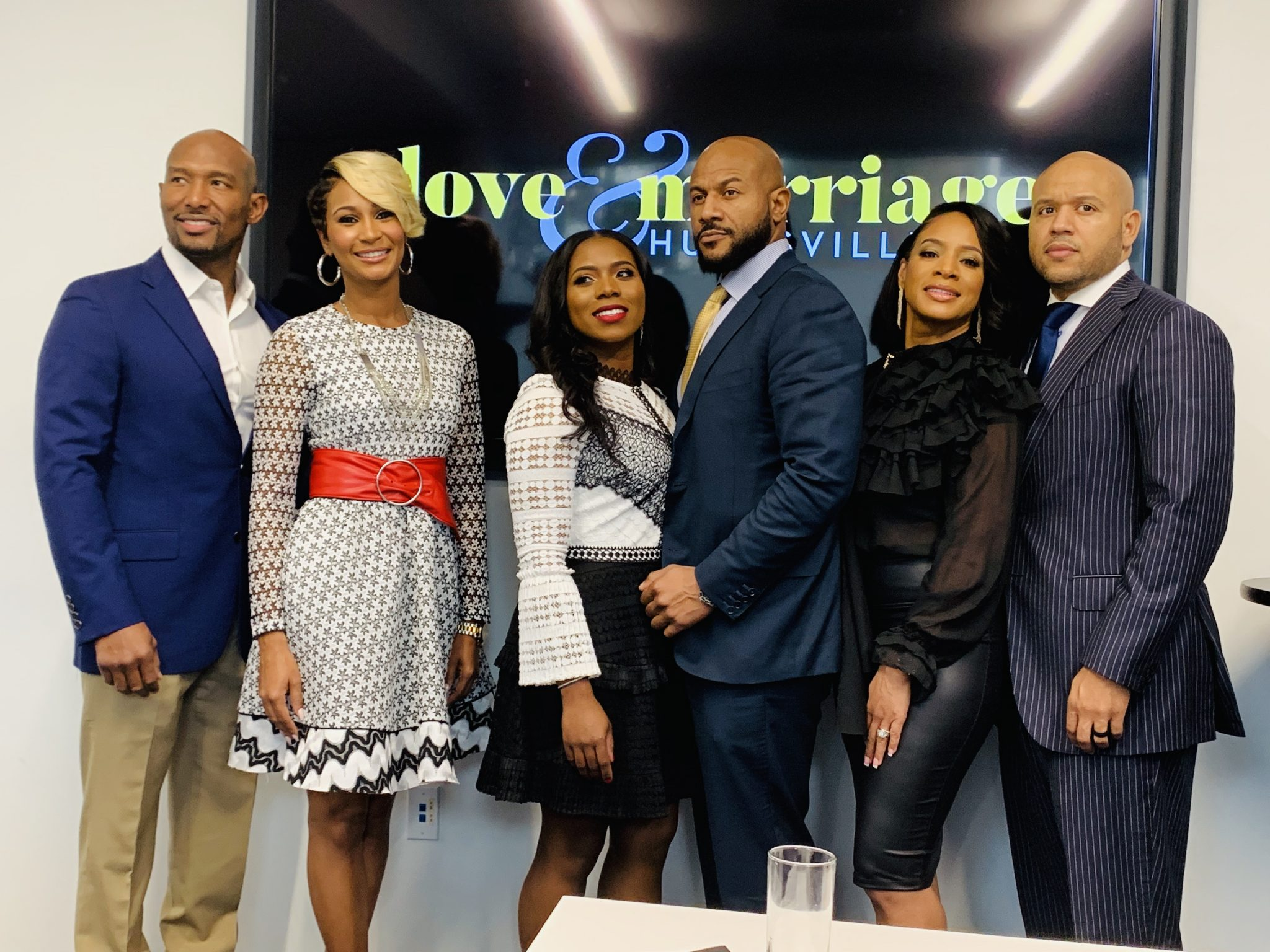 , Love and Marriage Huntsville Cast Interview