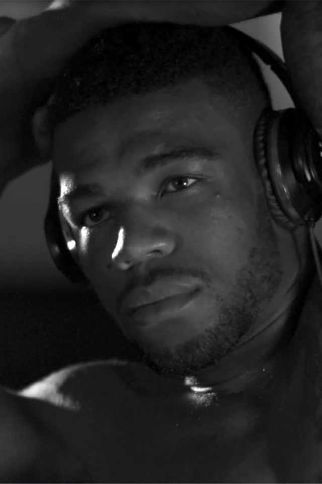 Jordan Burroughs Working Out Jordan Burroughs Working Out