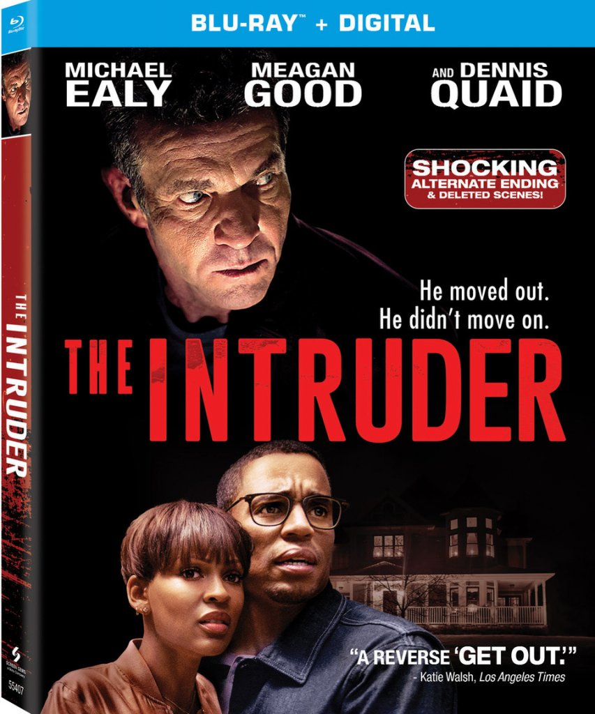 ", ""The Intruder!"" On Digital July 16th On Blu-Ray & DVD July 30th!"