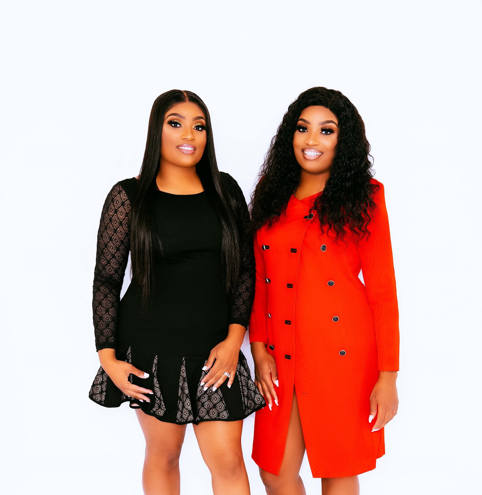 ", Twinning & Winning in business: Atlanta Twins Derricka & Erricka Debut ""Transformations Luxury Extensions"""