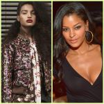 claudia jordan and indya moore
