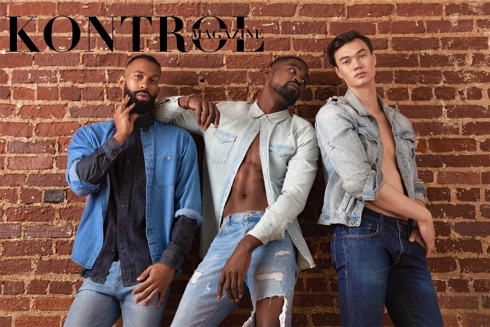 , KONTROL Editorial: Flaunt