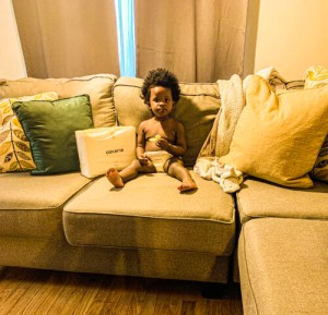 , 5 reasons Harlem and mommy love Coterie Diapers