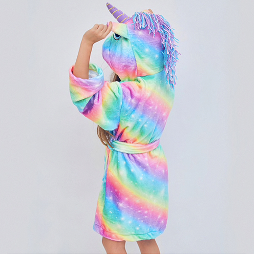 andyland Unicorn Bathrobe