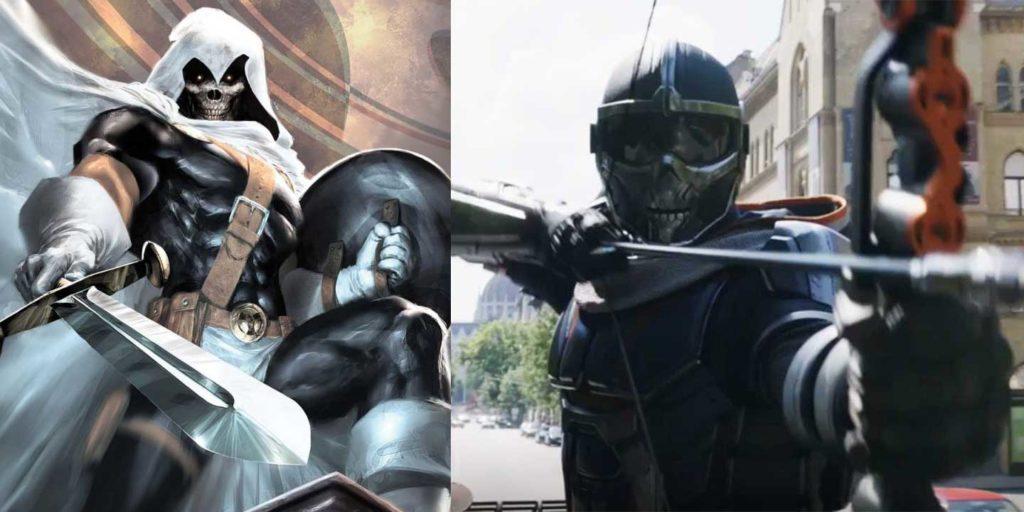 , Taskmaster Shows His Skills in 2nd Black Widow Trailer!