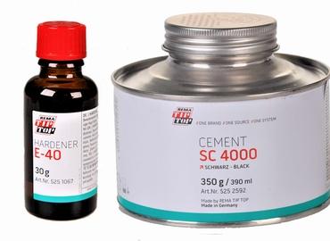 Правила использования клея Cement SC 4000