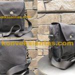 konveksi tas selempang atau sling bag bandung