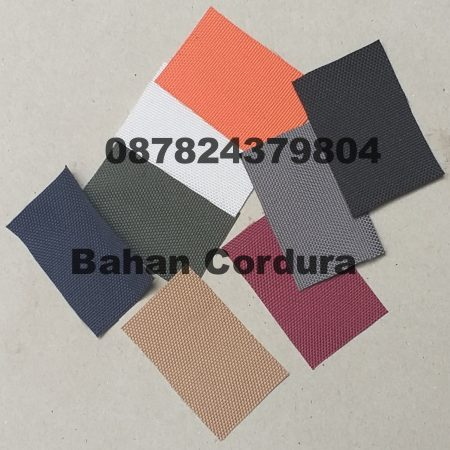 bahan kain cordura polyster