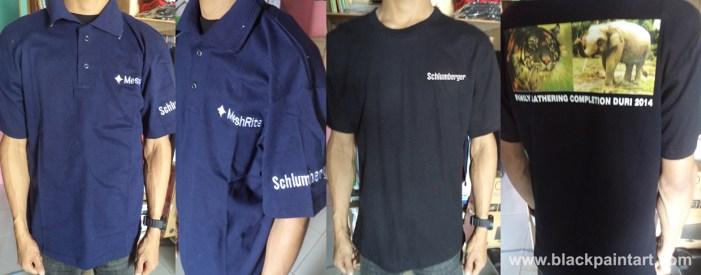 tempat sablon kaos pekanbaru