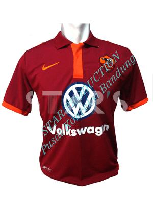 Pesan Jersey AS ROMA Volkswagen