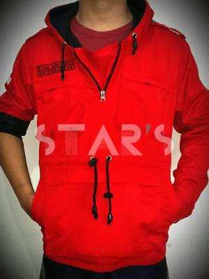 Jaket Kelas Teknik Geologi Universitas Islam Riau