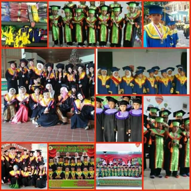 gambar baju seragam sekolah anak tk Matraman Jakarta Timur