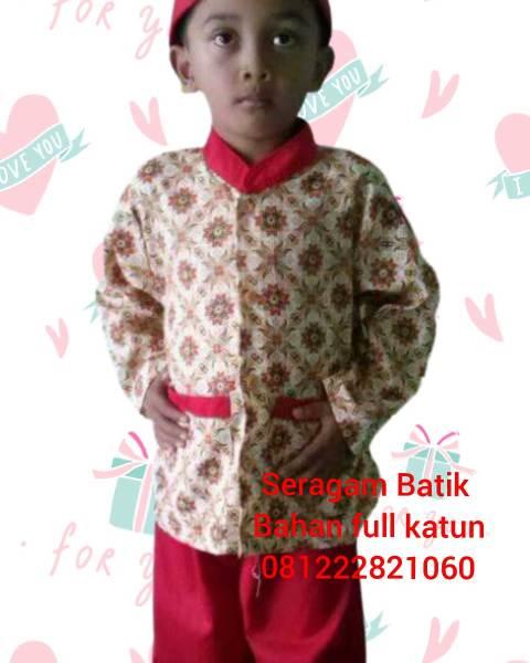 gambar seragam sekolah tk berkualitas di Jatinegara Jakarta Timur