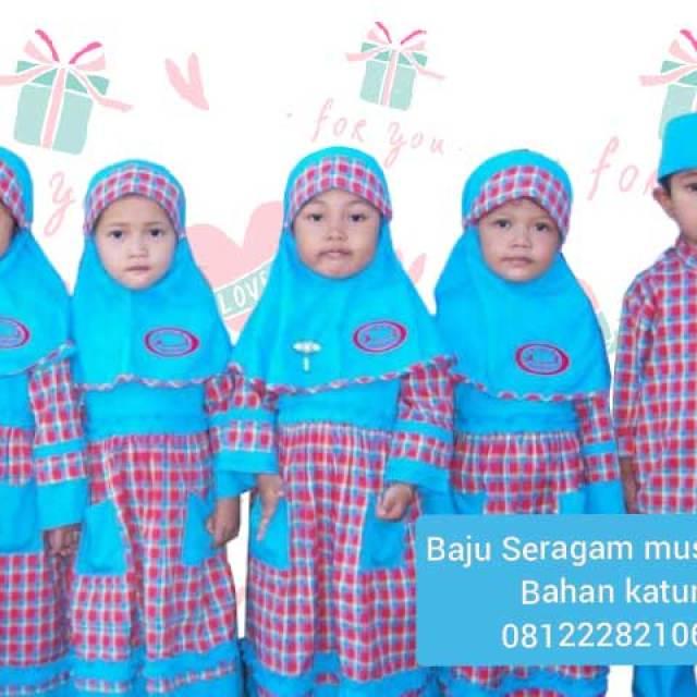 gambar baju seragam sekolah tk murah di Kebon Jeruk Jakarta Barat