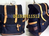 tas backpack kanvas