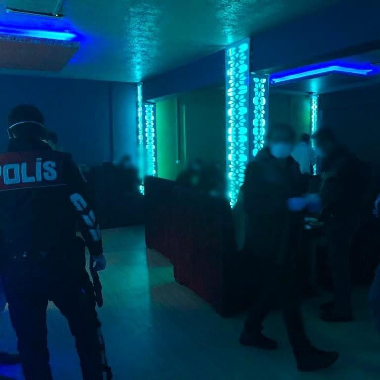 Konya'da 232 kişiye Covid-19 tedbirlerine uymamaktan işlem yapıldı
