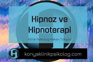 hipnoz terapisi