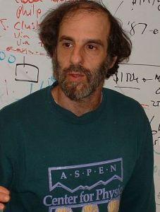 Paul Ginsparg, forrás: wikipedia