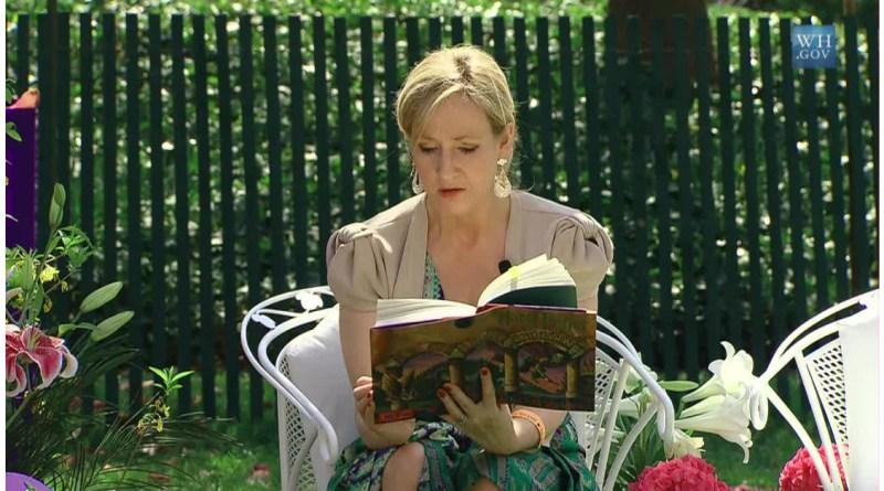 J K Rowling / wikipedia