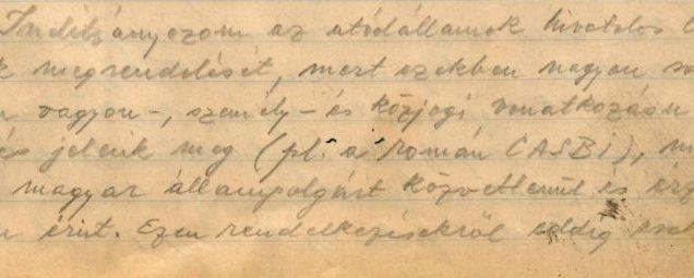 A könyvtár Vendégkönyvéből (1942-1955) 1946. dec. 22.
