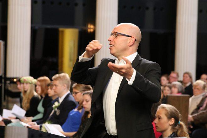 Dirigent Björn O. Wiede - Konzerte Potsdam