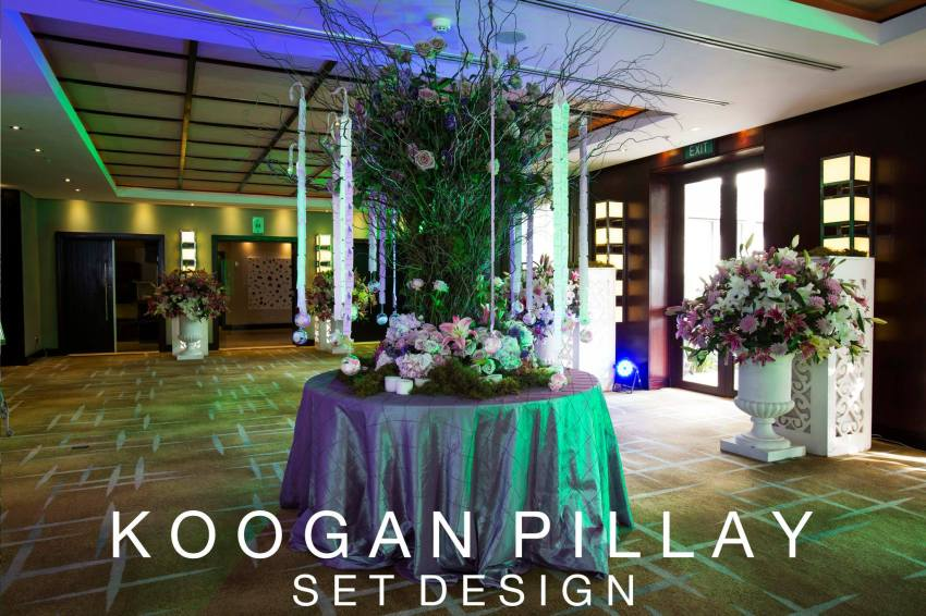 Foyer Decor For Wedding : Gallery koogan pillay wedding decor durban