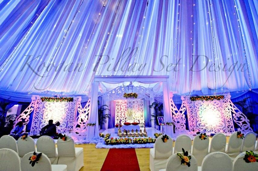 Koogan Pillay Wedding Decor Durban