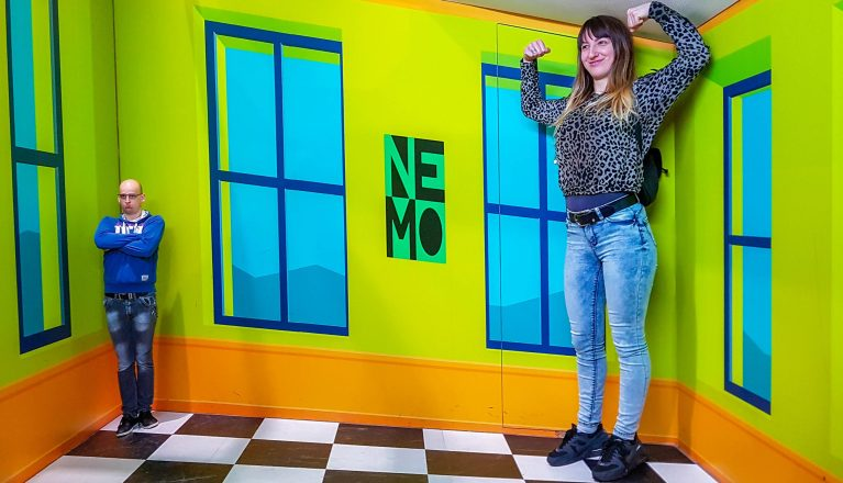 THE BEST AND UNIQUE MUSEUM OF AMSTERDAM: NEMO