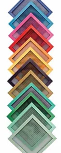 mesh colours
