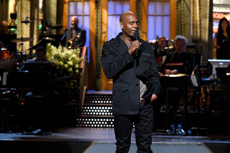 show-uri stand-up comedy Dave Chappelle