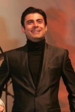 Fawad Khan at Shaukat Khanum Charity Fundraiser in Dubai (1)