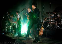 Strings at Shaukat Khanum Charity Fundraiser in Dubai (11)